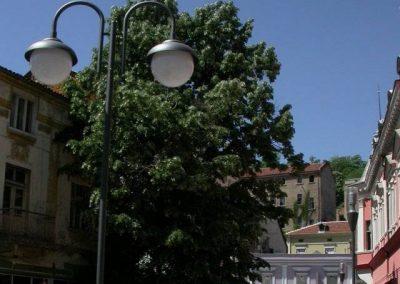 Улично осветление, ул.Отец Паисий - гр. Пловдив 1