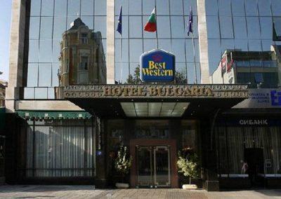 Хотел България Пловдив 1