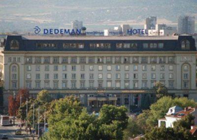 Хотел Тримонциум Пловдив 1