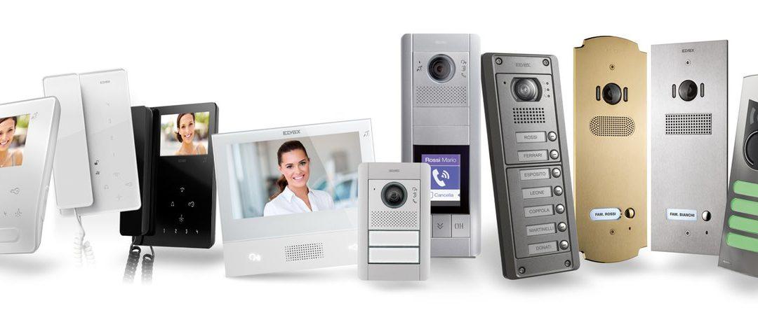 Системи за вход за видео врати Elvox