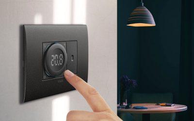 Vimar с нов нтелигентен термостат – свързан с вашия ритъм на живот