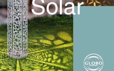 Globo с нов каталог за соларни осветителни тела